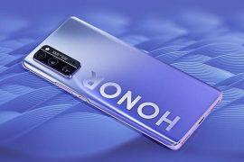 Honor 스마트 폰은 곧 Google 모바일 서비스에 대한 지원을받을 수 있습니다.