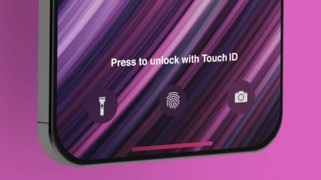Apple iPhone 13에는 화면 내 광학 지문 센서가 함께 제공 될 수 있습니다.