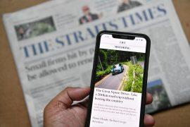 그런 다음 삼성의 Apple Watches는 혈당 수치, 기술 뉴스 및 주요 뉴스를 측정 할 수 있습니다.