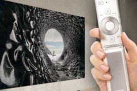 삼성은 새로운 4K TV가 수년 만에 가장 중요한 변화를 도입 한 이유를 밝힙니다.