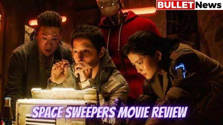 Space Sweepers Movie Review