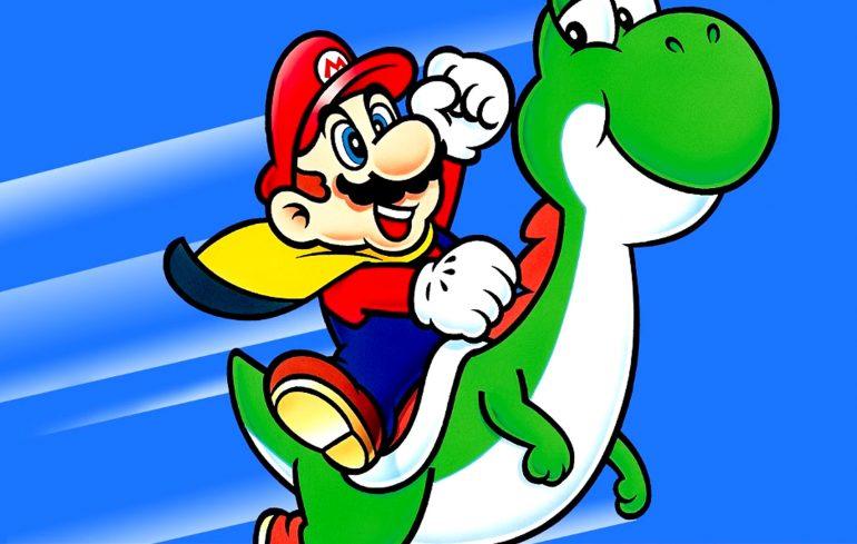 """원본 """"Super Mario World""""사운드 트랙이 유출 된 파일에서 재구성되었습니다."""