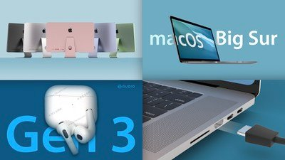 주요 뉴스 : MacBook Pro, iMac, AirPods Rumors, macOS 11.2.2 및 MagSafe Wallet 재검토