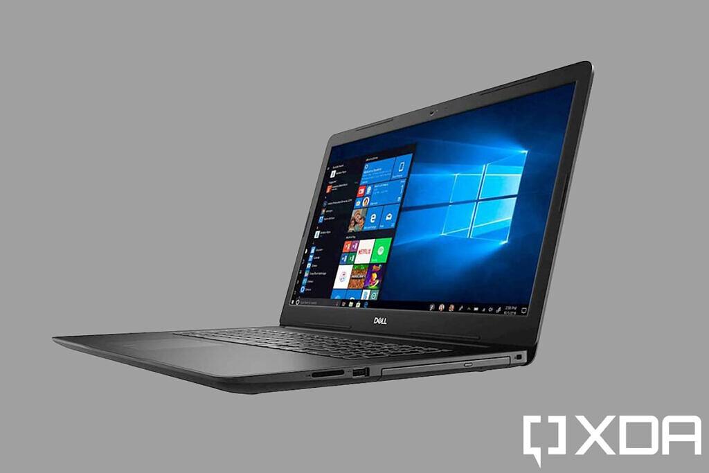Dell Inspiron 17 3000 제품 사진