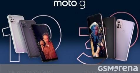 Moto G30은 64MP 카메라, 90Hz 디스플레이 및 Moto G10 태그로 공개되었습니다.