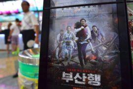 """한국 히트작 """"부산행 기차""""의 새로운 미국판"""