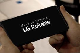 LG Rollable은 이제 결국 취소 될 수 있습니다.