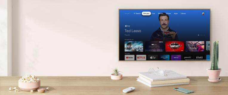 Apple TV +는 Chromecast를 시작으로 Google TV 기기로 나아갑니다-TechCrunch