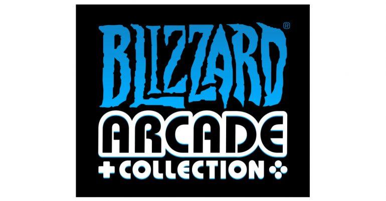 Blizzard Entertainment로 이어진 게임을 재현 한 Blizzard® Arcade 세트 수정 및 교체