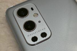 OnePlus 9 Pro Hasselblad branding