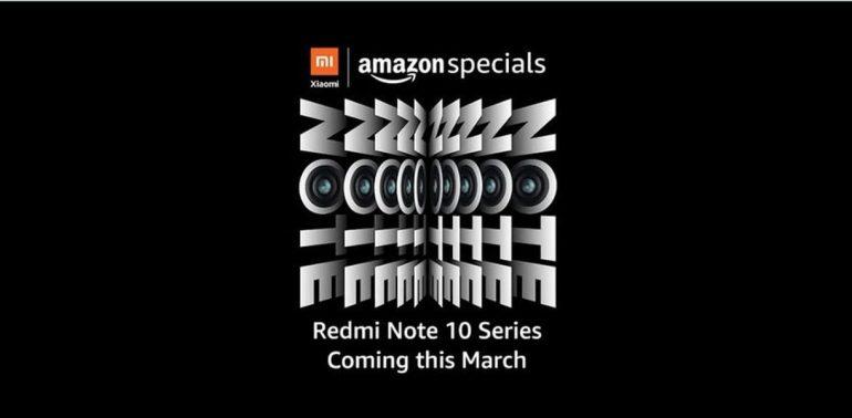 Redmi Note 10 시리즈는 3 월에 높은 주사율 화면으로 출시 될 것입니다.