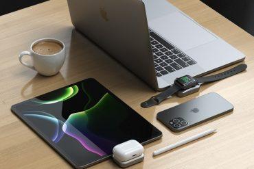Satechi, Apple Watch 및 AirPod 용 2-in-1 USB-C 충전기 출시