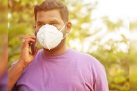 기침?  레이어드 마스크를 쓰고, IIS 학자들은 Bengaluru News에 알려줍니다.