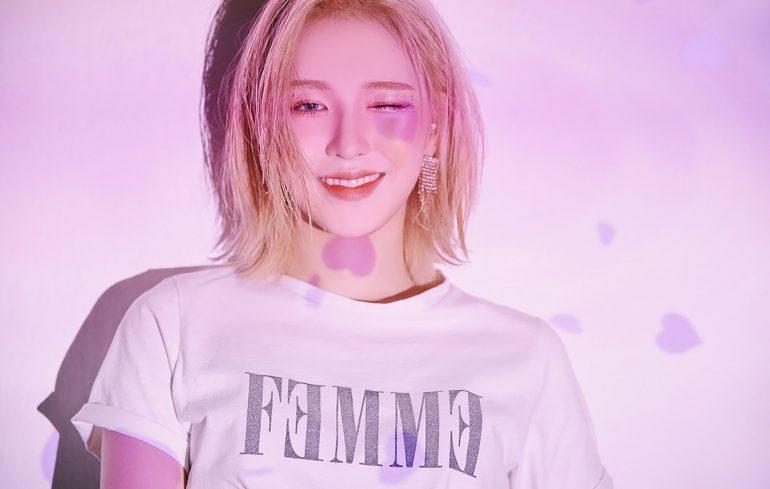 레드 벨벳 웬디, 4 월 솔로 데뷔