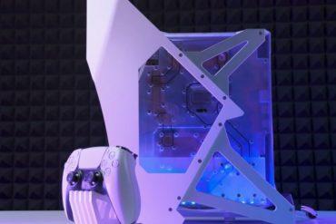 이 PS5 워터 쿨러는 상용 버전을 얻을 수 있습니다.