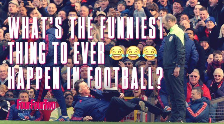 축구에서 일어난 가장 재미있는 일은 무엇입니까?  FFT 추종자들에게 답변을 요청했습니다.