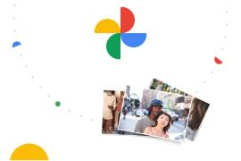 """웹의 Google 포토에는 """"탐색""""및 """"즐겨 찾기""""탭이 있습니다."""
