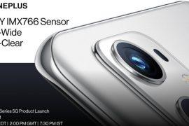OnePlus는 50MP 카메라로 초광각 게임을 강화합니다