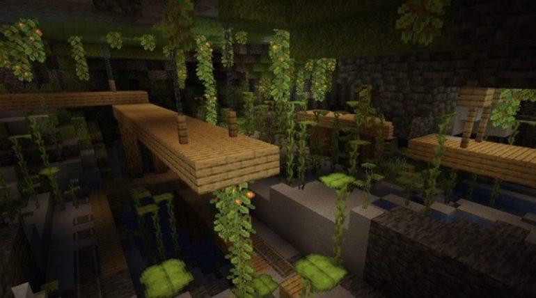 무성한 동굴을 찾는 방법-지금 스냅 샷 다운로드
