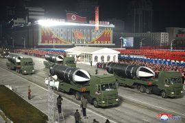 미국 관리 : 바이든 행정부의 통신에 대한 북한의 반응이 없다 |  미국의 소리