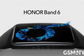 Honor Band 6의 글로벌 판매가 드디어 시작되었습니다.