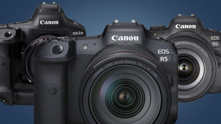 Canon EOS R5 펌웨어 업데이트로 주요 비디오 업그레이드 제공