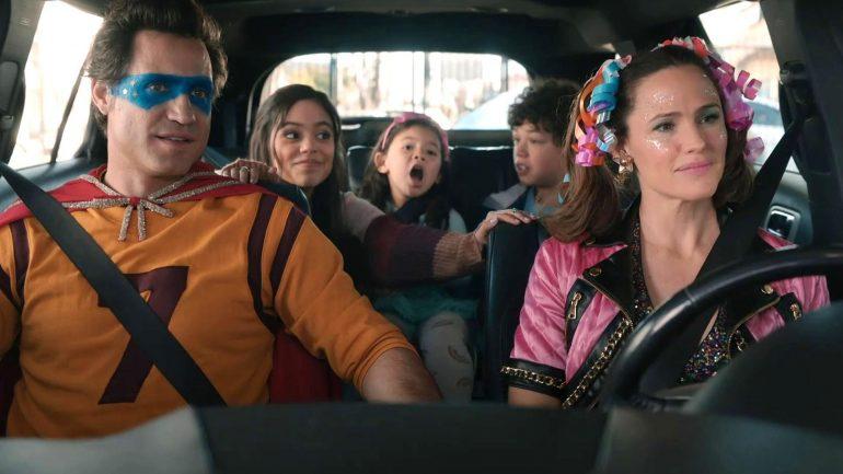 Yes Day Review : 부모를위한 재미있는 Netflix 코미디