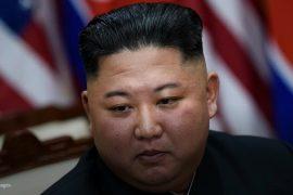김정은 : 북한은 '역대 최악의 상황'에 직면
