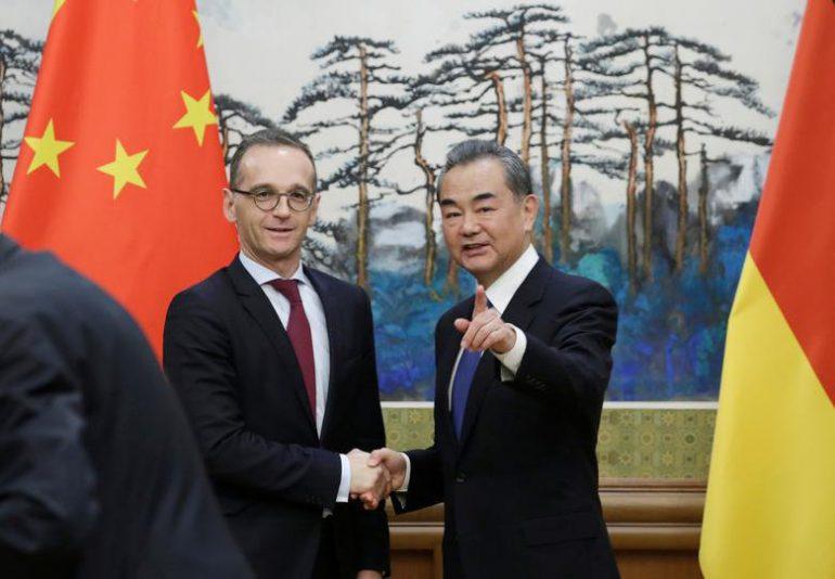 독일은 중국에서 페어링을 분리하는 것이 잘못된 방법이라고 경고합니다.