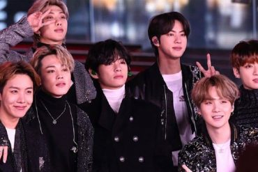 BTS Makes History Again, Becomes First Korean Band To Be Nominated For BRIT Awards
