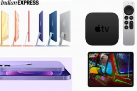 Apple, Apple iMac, iPad Pro, iPhone, Apple TV, Apple AirTag,