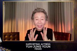 한국 여배우 윤여종, BAFTA 우승 후 거만한 영국인들에게 감사