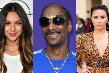 Demi Lovato, Olivia Rodrigo, BTS, Snoop Dogg : New Friday Songs