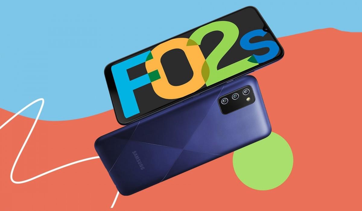 삼성 갤럭시 F12 및 F02가 인도에서 출시되었습니다.