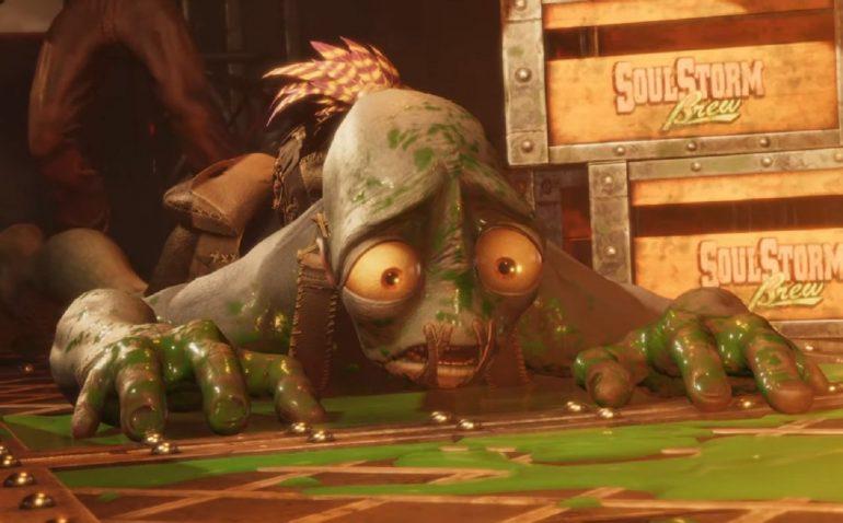 Oddworld Soulstorm은 PS4 용으로 무료입니까?  2021 년 4 월 PS Plus 게임 설명