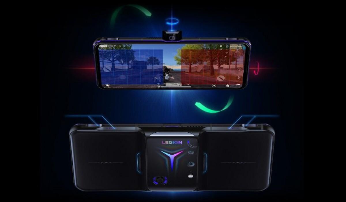 Lenovo의 Legion Phone Duel 2는 듀얼 충전 포트, 팬 및 플래그십 사양을 제공합니다.