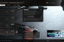 The Sykov is the latest pistol to be added to COD Warzone and is utterly broken (image via Activision)