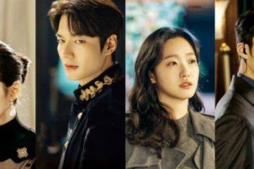 혼자서 펼칠 수있는 한국 배우들의 공연  The King : Eternal Monarch에서 이민호 소개
