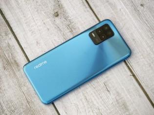 Realme 8 5G가 사무실에 도착했습니다-무엇보다도 5G를 사랑하는 저렴한 전화기