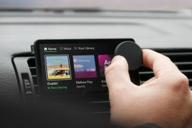 Spotify의 Car Thing은 통풍구를 스마트 음악 스트리밍 장치로 대체합니다.