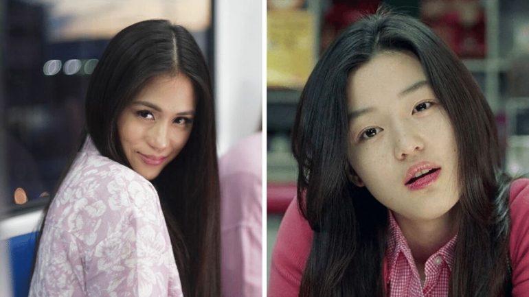 Tony Gonzaga가 내 무례한 소녀의 한국 스타를 만날 것입니다.