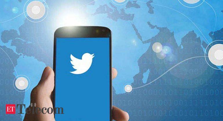 마지막으로 Twitter는 Android, Telecom News 및 ET Telecom에 DM 검색 창을 가져 왔습니다.