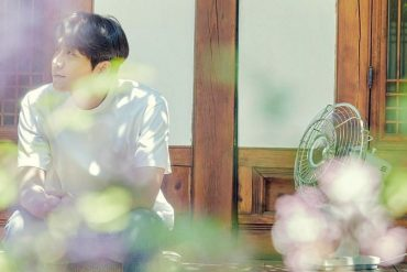 Kim Seon Ho in the teaser image for Why It