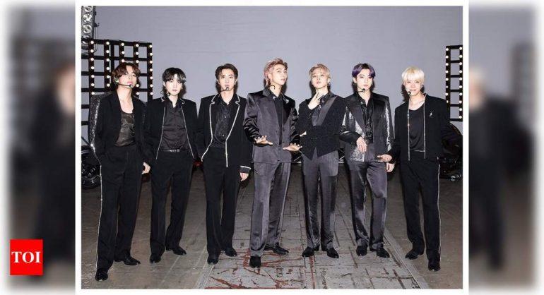 방탄 소년단 버터    정국 : 방탄 소년단이 데뷔 '버터'퍼포먼스로 BBMA 무대를 밝히다.  정국의 댄스 브레이크는 군대를 '흔들었다'