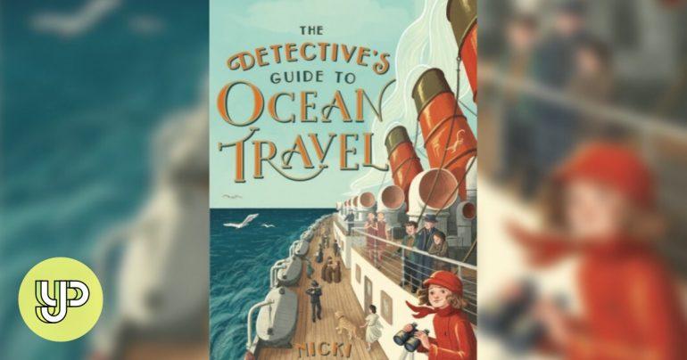 서평 : 바다 여행을위한 탐정 가이드 : 아가사 크리스티에서 영감을받은이 책을위한 쉬운 항해-YP