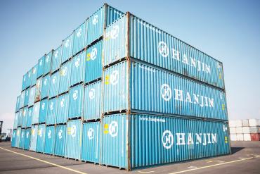 한국의 수출은 10 년 이상 가장 빠른 속도로 41 % 증가했습니다.