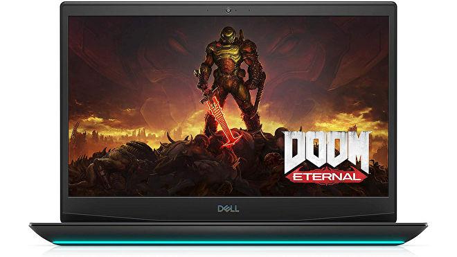 게임용 노트북, 특히 Dell G5 사진