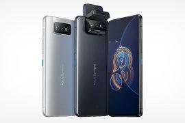 Asus, Zenfone 8 및 Zenfone 8 Flip 스마트 폰 공개