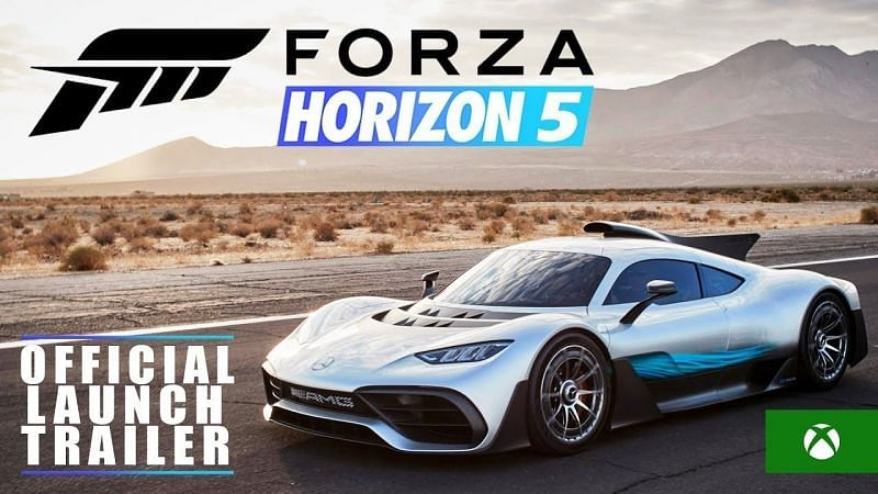 Forza Horizon (Xbox 이미지)