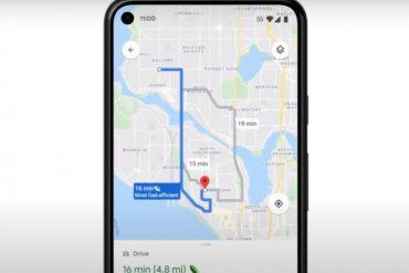 Google I / O 컨퍼런스 2021에서 Google지도에 대한 Android 12 미리보기 개선
